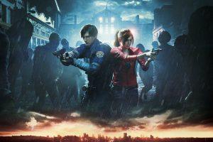 عملکرد خوب Resident Evil 2 در Steam