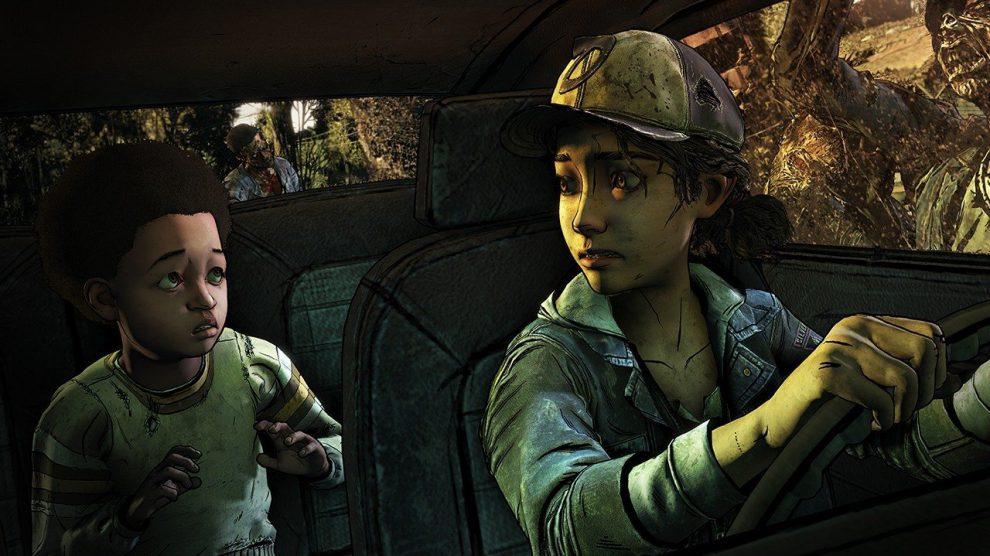 بازی جدید The Walking Dead ساخته میشود ؟