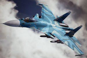 رکوردشکنی Ace Combat 7 بدون صدرنشینی در بریتانیا