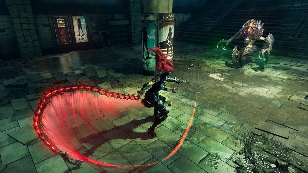 احتمال معرفی Darksiders برای Nintendo Switch