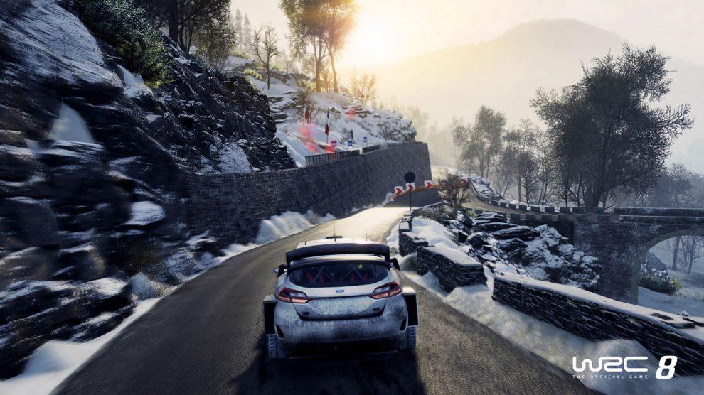 تاریخ عرضه بازی WRC 8 مشخص شد