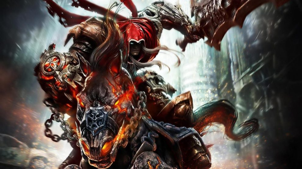 تایید عرضه Darksiders: Warmastered Edition برای Switch