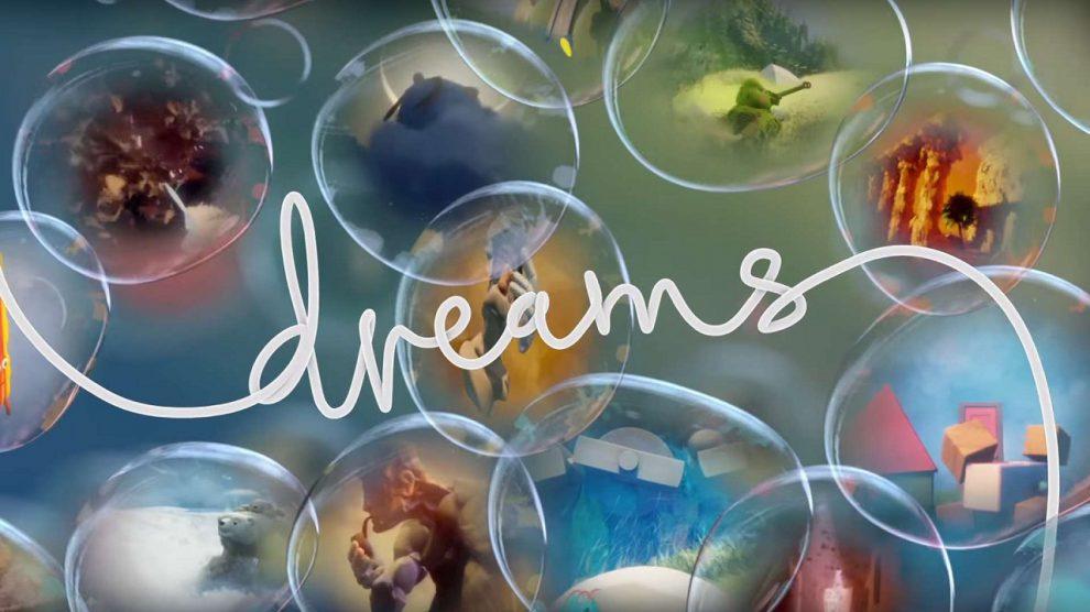 ساخت P.T در بازی Dreams