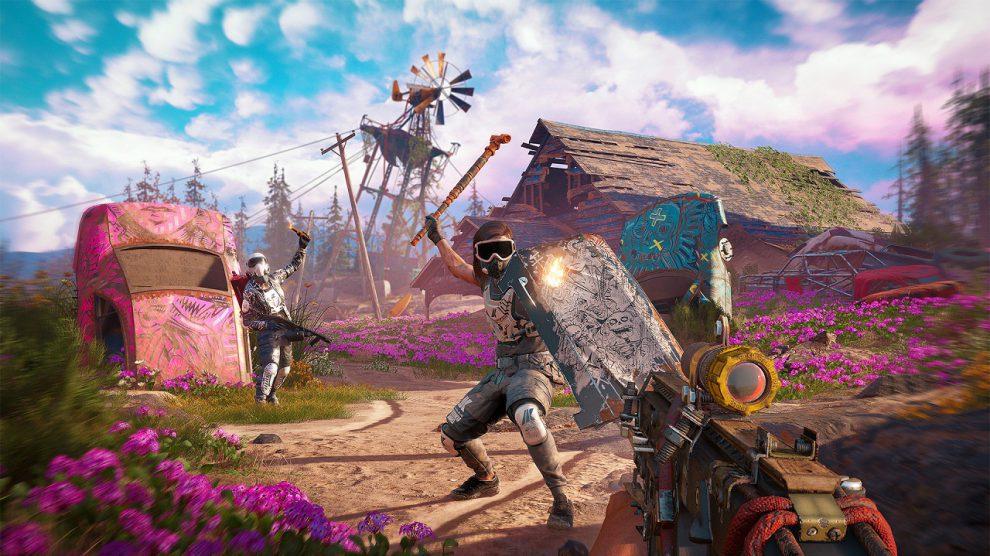 ساخت بازی Far Cry New Dawn به پایان رسید