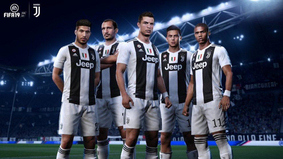 انتشار بهروزرسانی جدید بازی FIFA 19