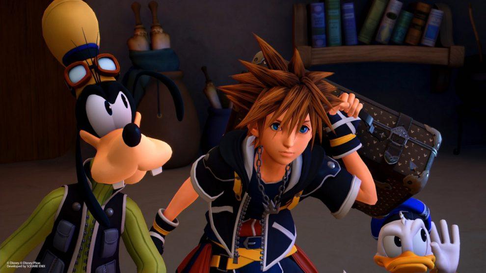 صدرنشینی بازی Kingdom Hearts 3 در بازار ژاپن
