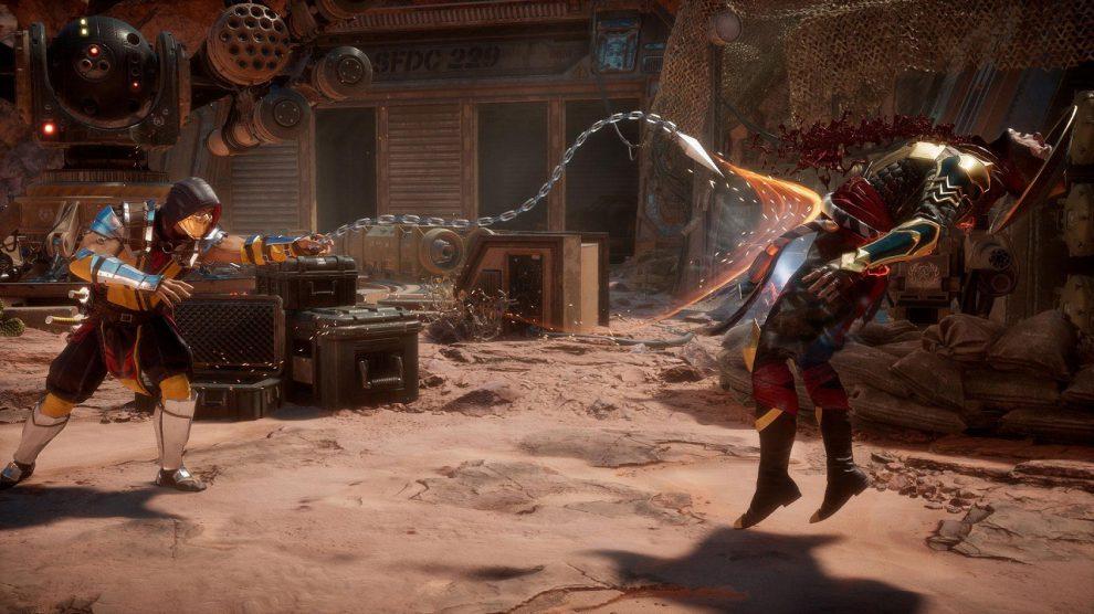 حضور شخصیت Reptile در بازی Mortal Kombat 11