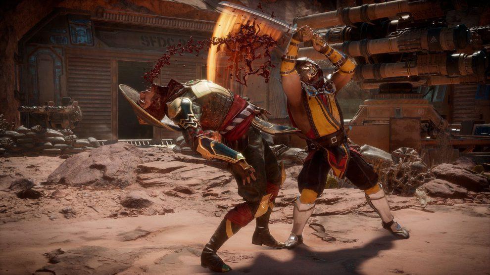 بتا Mortal Kombat 11 فقط در دسترس PS4 و Xbox One قرار میگیرد