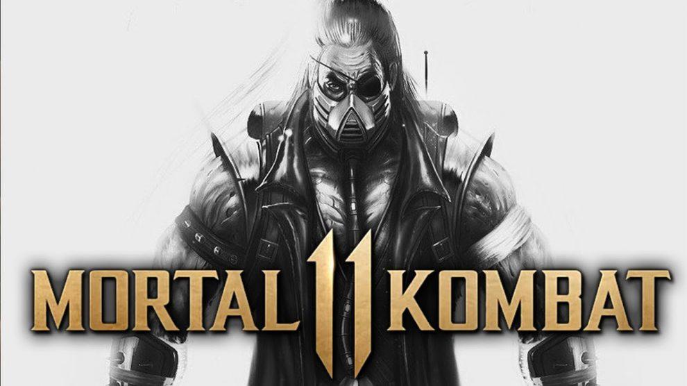حضور شخصیت Kabal در بازی Mortal Kombat 11