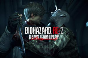 Resident Evil 2 Remake Demo