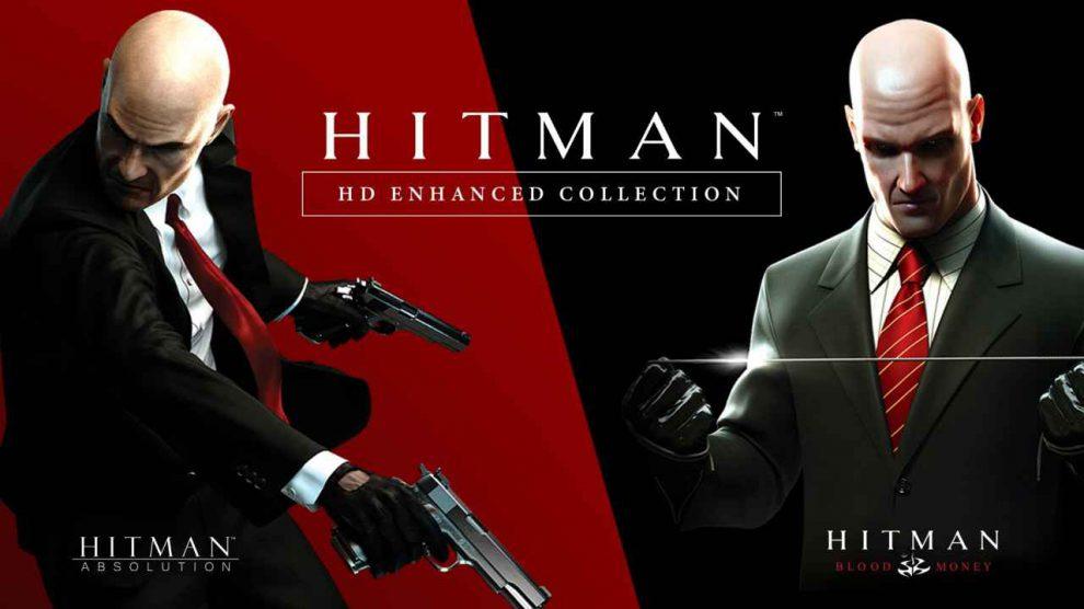 معرفی رسمی Hitman HD Enhanced Collection