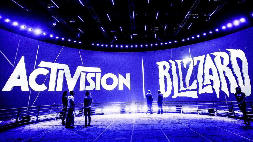 افت چشمگیر ارزش سهام Activision Blizzard
