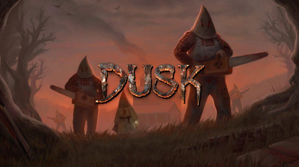 فروش 70 هزار نسخهای بازی Dusk در یک ماه