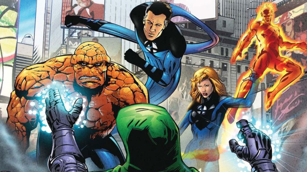 منتظر بازی Fantastic Four باشیم ؟