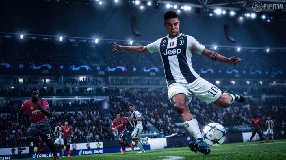 شروع سال 2019 با صدرنشینی FIFA 19 در بریتانیا