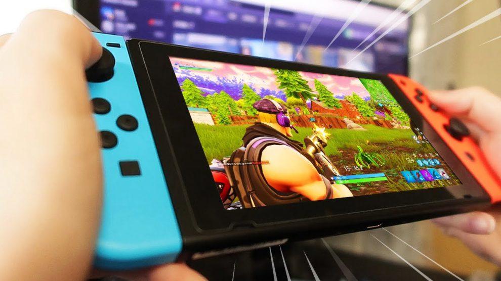 معرفی Fortnite به عنوان پرمخاطبترین بازی Nintendo Switch