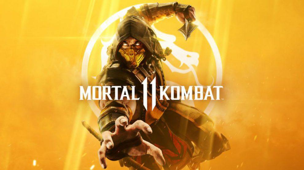 رونمایی از کاور رسمی بازی Mortal Kombat 11