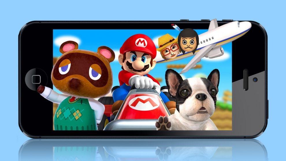 درآمد 348 میلیون دلاری Nintendo از بازیهای موبایل