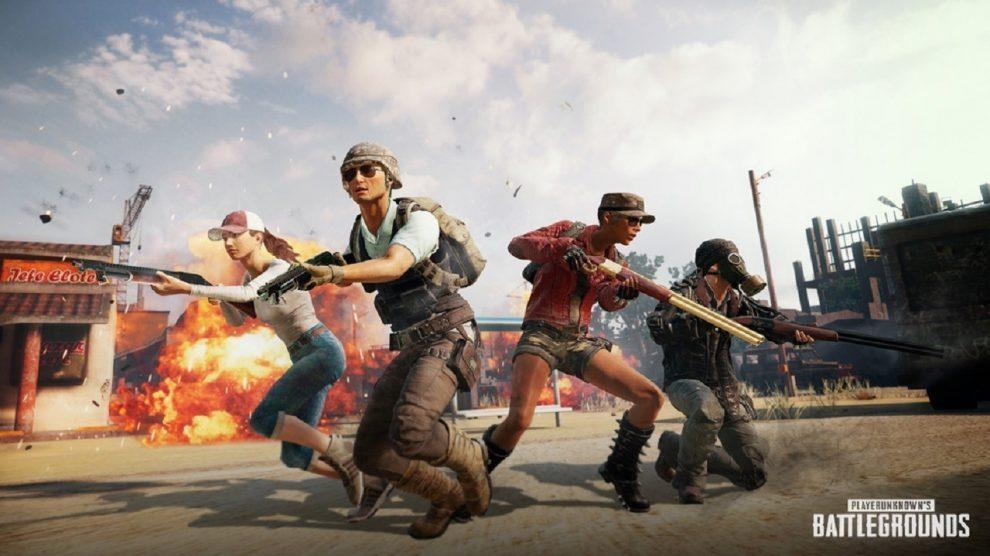 صدرنشینی بازی PUBG در PlayStation Store