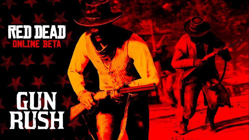 مد بتل رویال Gun Rush به Red Dead Online اضافه شد
