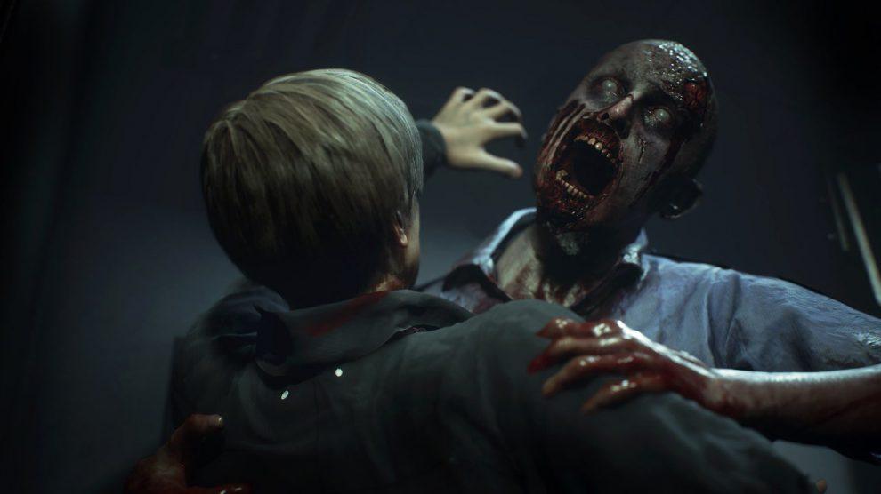 نسخه لو رفته Resident Evil 2 Remake واقعی نیست