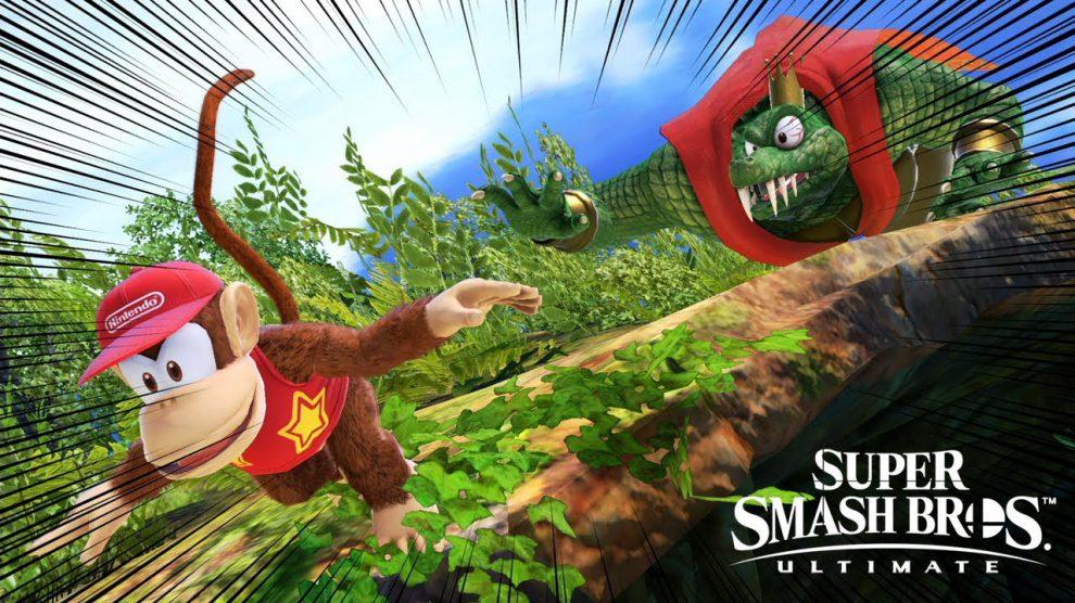 تبدیل Super Smash Bros Ultimate به پرفروشترین بازی مجموعه