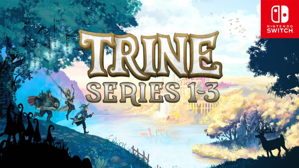 به‌زودی Trine Trilogy برای Nintendo Switch عرضه می‌شود