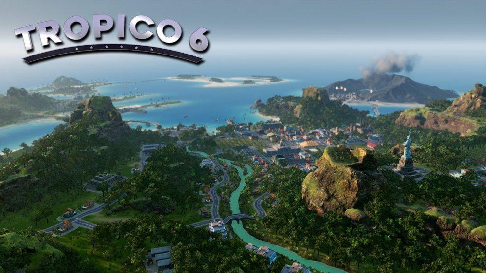 تاخیر در عرضه بازی Tropico 6