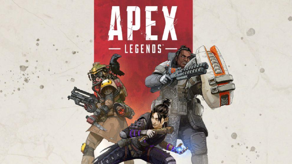 نیمی از گیمرهای Apex Legends هم تیمی خوبی نیستند