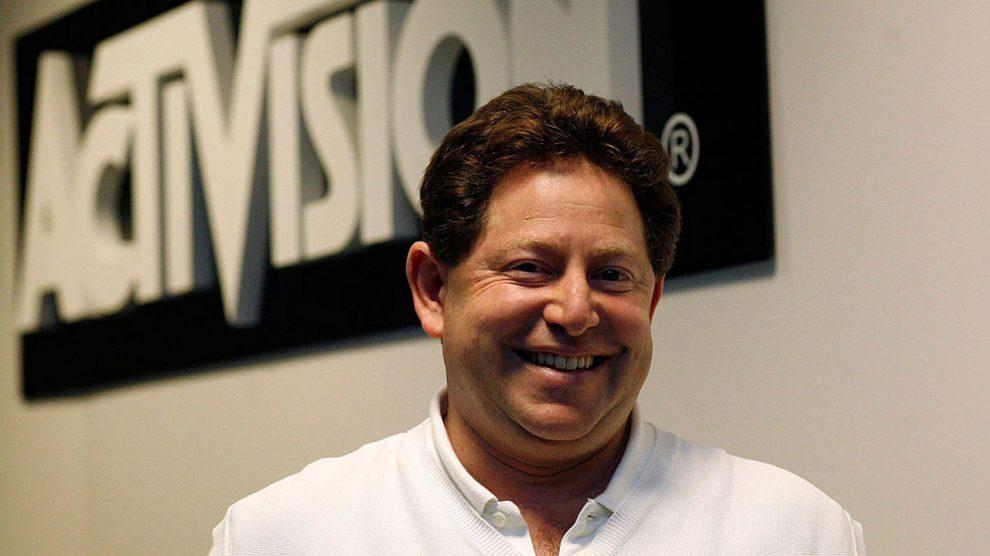 بازیسازها به دنبال اخراج مدیرعامل Activision