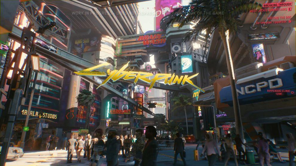 بازی Cyberpunk 2077 در انحصار Epic Games Store عرضه نمیشود