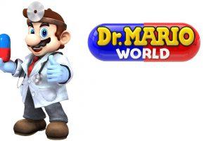 بازی Dr. Mario World رسما معرفی شد