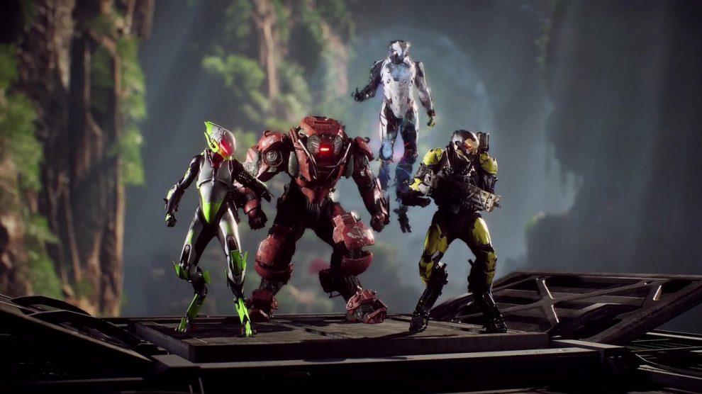 پیش بینی فروش 5 تا 6 میلیون نسخهای بازی Anthem