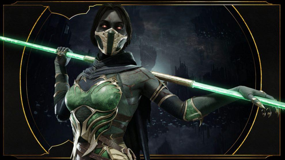 معرفی شخصیت Jade برای Mortal Kombat 11