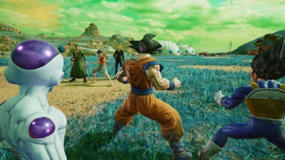 صدرنشینی بازی Jump Force در بازار ژاپن