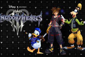 صدرنشینی Kingdom Hearts 3 در بازار بریتانیا