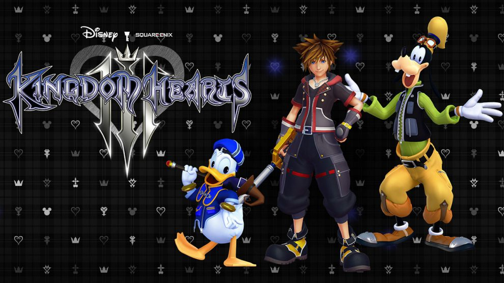 صدرنشینی Kingdom Hearts 3 در بازار بریتانیا