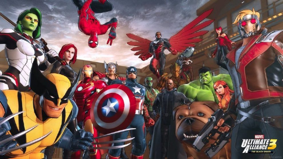عرضه Marvel Ultimate Alliance 3: The Black Order در تابستان امسال