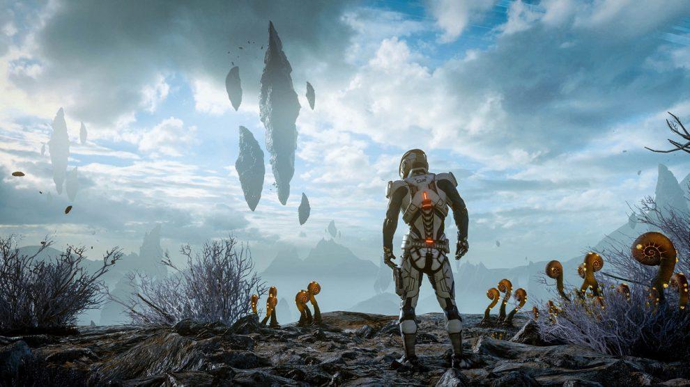 کار مجموعه بازی Mass Effect هنوز به پایان نرسیده