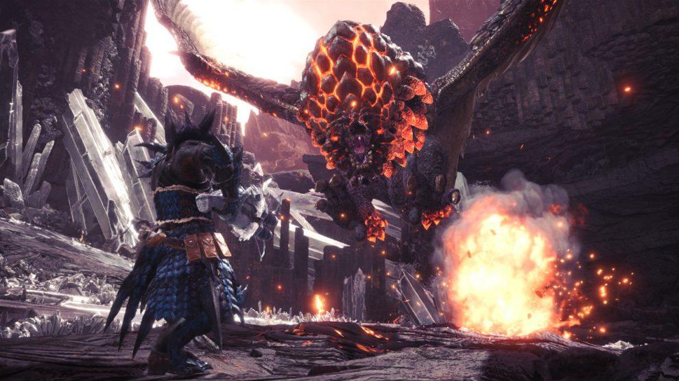 فروش بازی Monster Hunter World از 12 میلیون نسخه گذشت