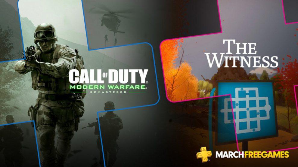 معرفی بازیهای رایگان PS Plus مارچ 2019