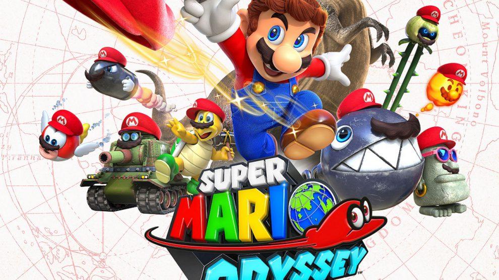 تبدیل Super Mario Odyssey به پرفروشترین بازی سه بعدی این مجموعه