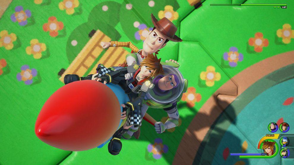 صدرنشینی Kingdom Hearts 3 در بازار اروپا، خاورمیانه و آسیا