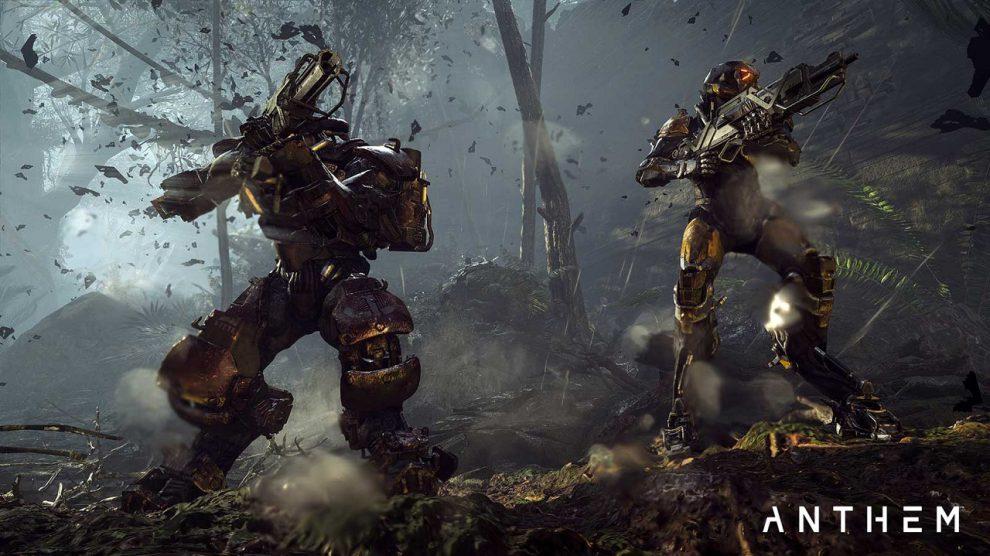 بازی Anthem برای PS5 و نسل آینده Xbox عرضه میشود