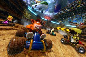 تماشا کنید: گیمپلی تریلر جدید Crash Team Racing Nitro-Fueled