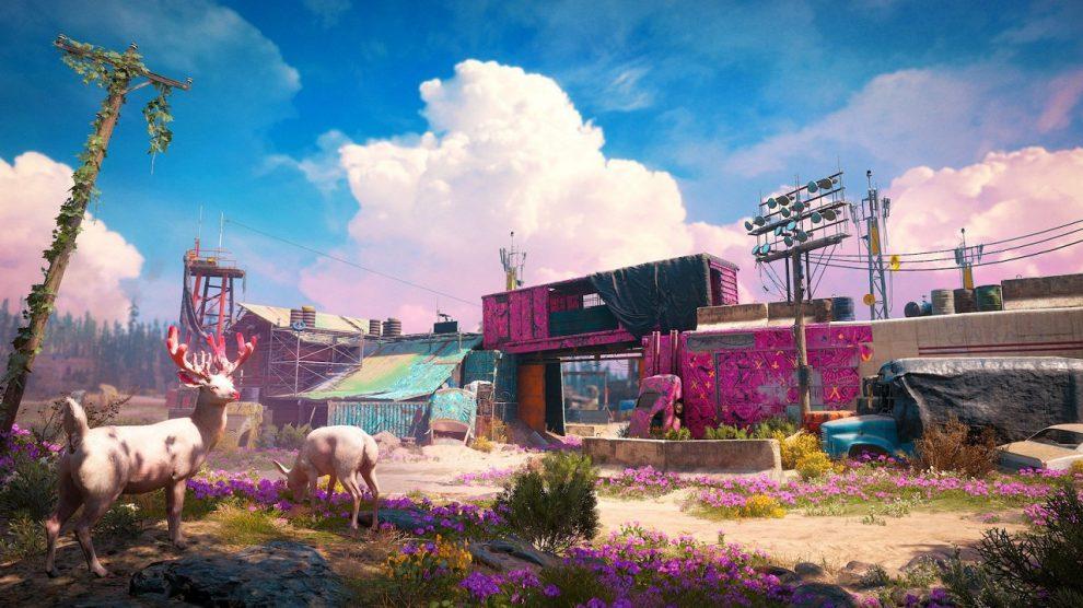 اعلام جزئیات بهروزرسانی روز اول Far Cry New Dawn