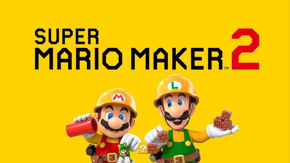 بازی Super Mario Maker 2 معرفی شد