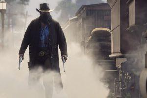 صدرنشینی Red Dead Redemption 2 در بازار بریتانیا