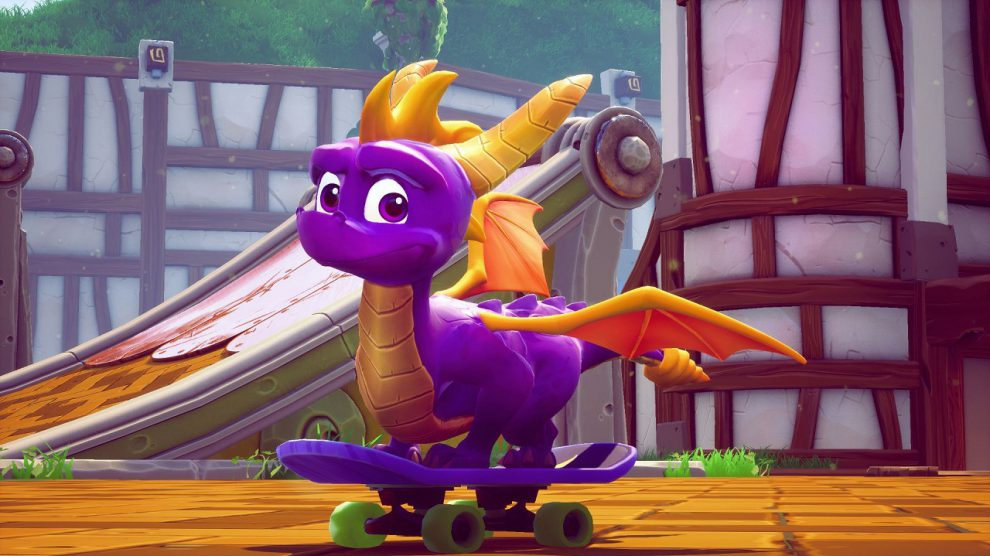 تاریخ عرضه Spyro Reignited Trilogy برای Nintendo Switch‌ لو رفت