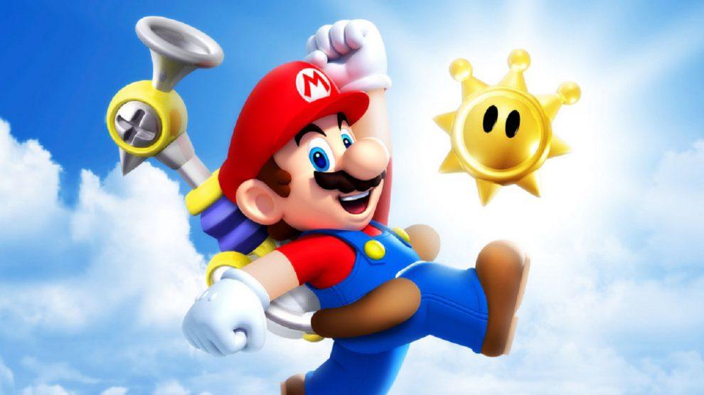 اکران فیلم سینمایی Super Mario Bros در سال 2022